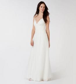 5882e5ff1a Év eleji akció Menyasszonyi ruhák, esküvő, olcsó, 2019