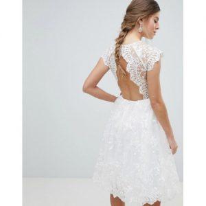 Rövid menyasszonyi ruhák
