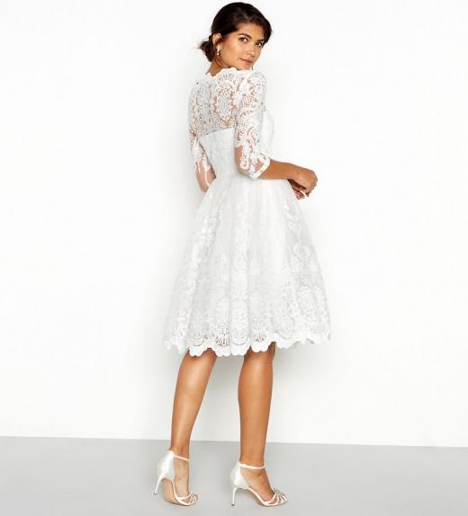 4606079168 Chi Chi London Menyasszonyi ruha rövid - Menyaklub