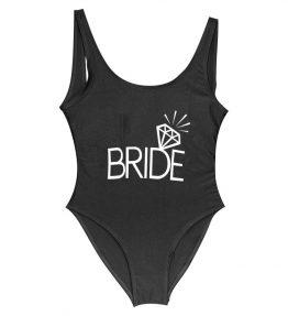 Bride feliratos fürdőruha